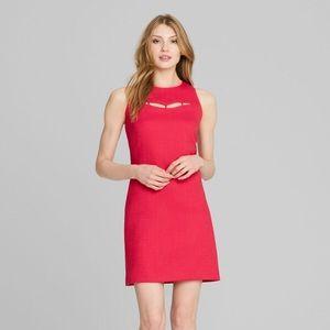 Elie Tahari Pink Shift Dress!